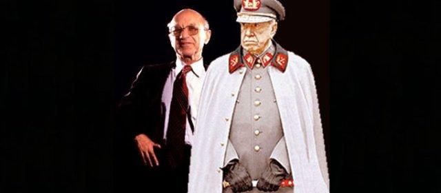 Friedman e Pinochet