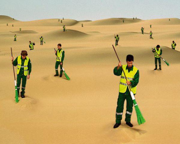 The Desert Sweepers, Su-Mei Tse