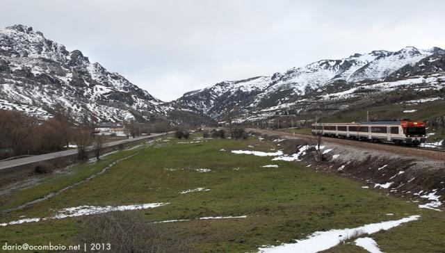 comboio-neve