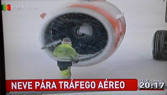 Telejornal, 21 de JAneiro de 2013