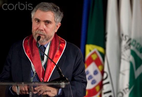 Nobel prize of economy 2008 Paul Krugman