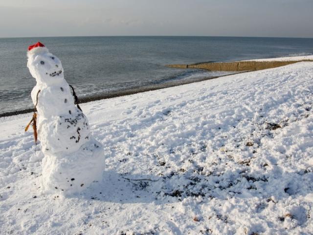 boneco-neve-praia