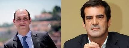 Manuel Pizarro e Rui Moreira