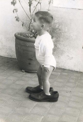 Retrat d'infància d'Artur Mas