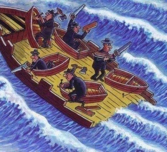 Barco Afundado