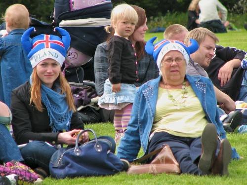 Resultado de imagem para cidadão islandes