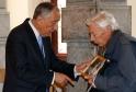 Presidente da República abriu as portas do Palácio de Belém