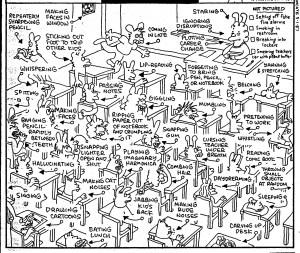 GroeningCartoon