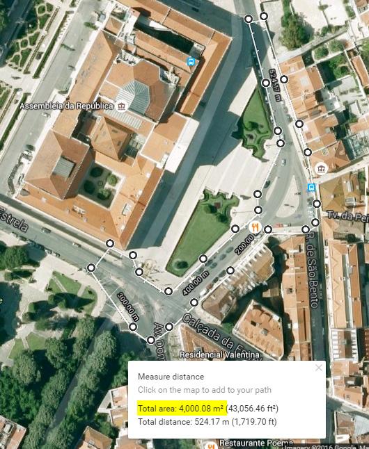 2016-05-29 manif dos amarelos - contagem google maps