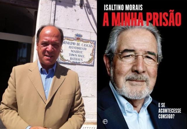 Carlos Carreiras e Isaltino Morais