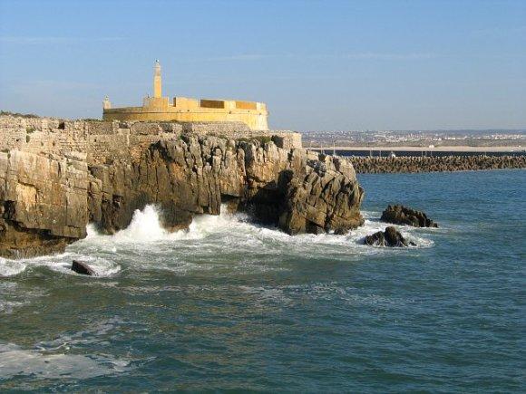 Forte de Peniche, Portugal