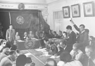 1969-00-00 Conferência de imprensa da Comissão Eleitoral de Unidade Democrática (CEUD), em Lisboa